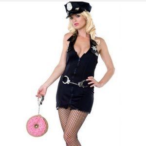 Police Officer Armed & Dangerous Costume